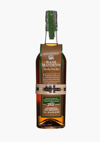 Basil Hayden's Two By Two Rye-Spirits