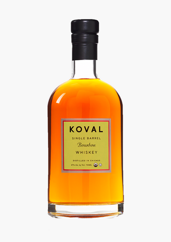 Koval Single Barrel Bourbon-Spirits