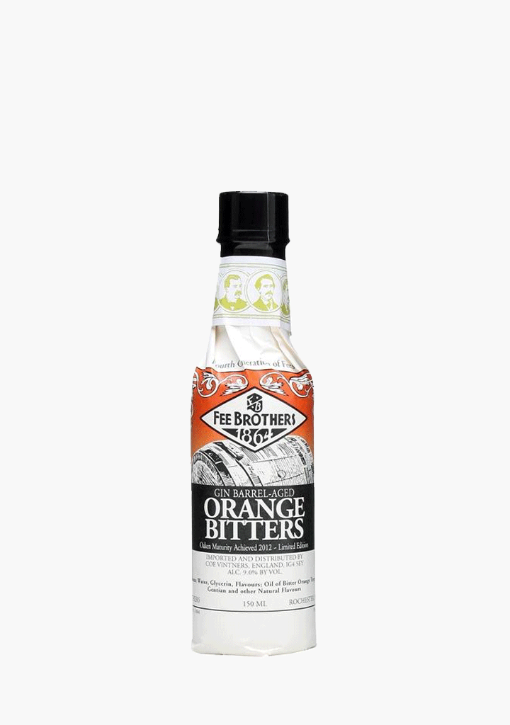 Fee Brothers Barrel Orange Bitters-Bitters