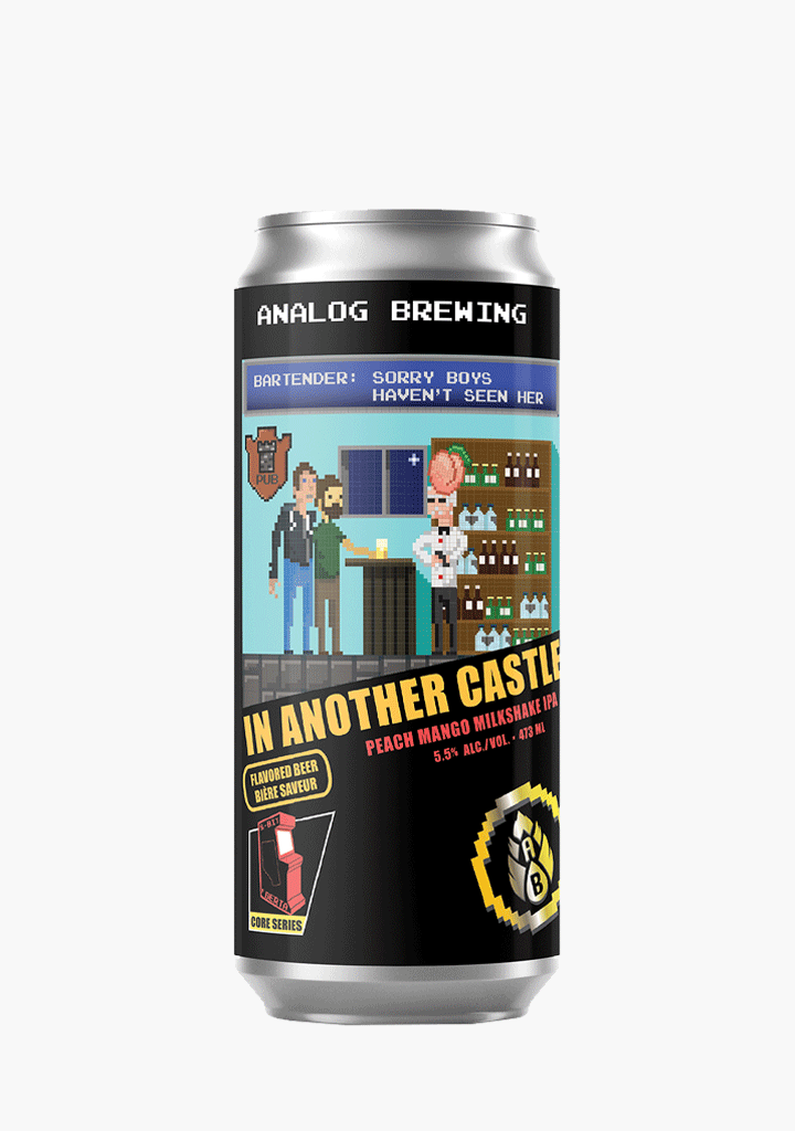 Analog Brewing In Another Castle - 473ML-Beer