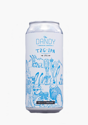 Dandy T2G-IPA - 4 x 473ML