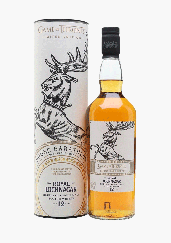 Royal Lochnagar House Baratheon-Spirits