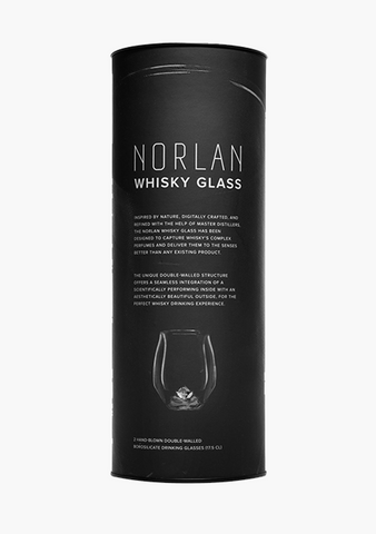 Norlan Whisky Glass Pair