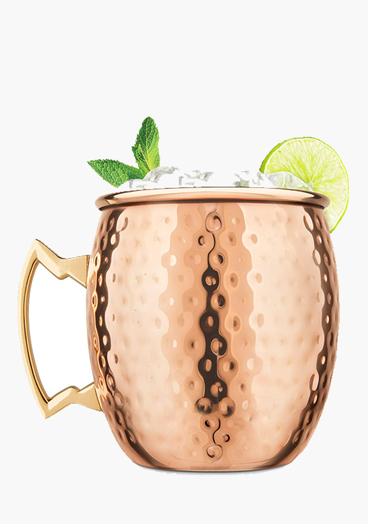 Final Touch Moscow Mule Hammered-Giftware