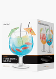 Final Touch Fish Bowl Glass-Glassware
