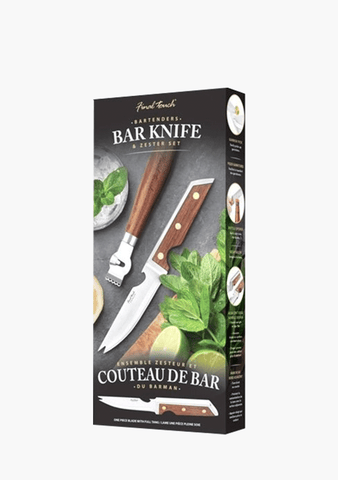 Final Touch Bartenders Knife-Accessories