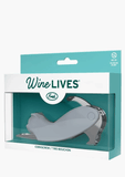 Fred Wine Lives Cat Corkscrew-Accessories