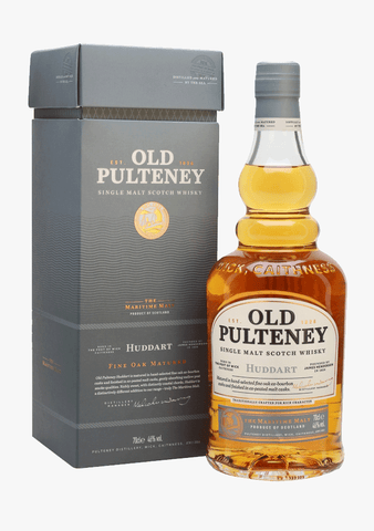 Old Pulteney Huddart-Spirits