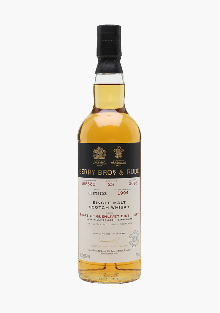 Berry Bro's Braes of Glenlivet 1994