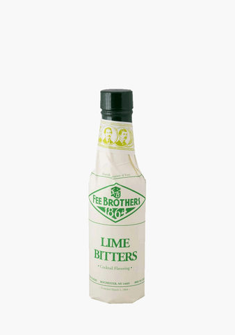 Fee Brothers Lime Bitters-Bitters