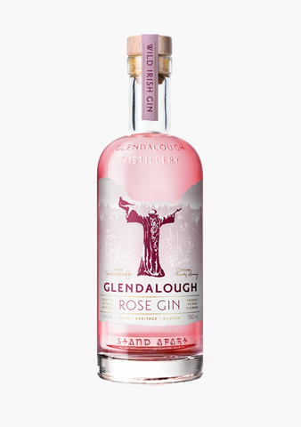 Glendalough Rose Gin-Spirits