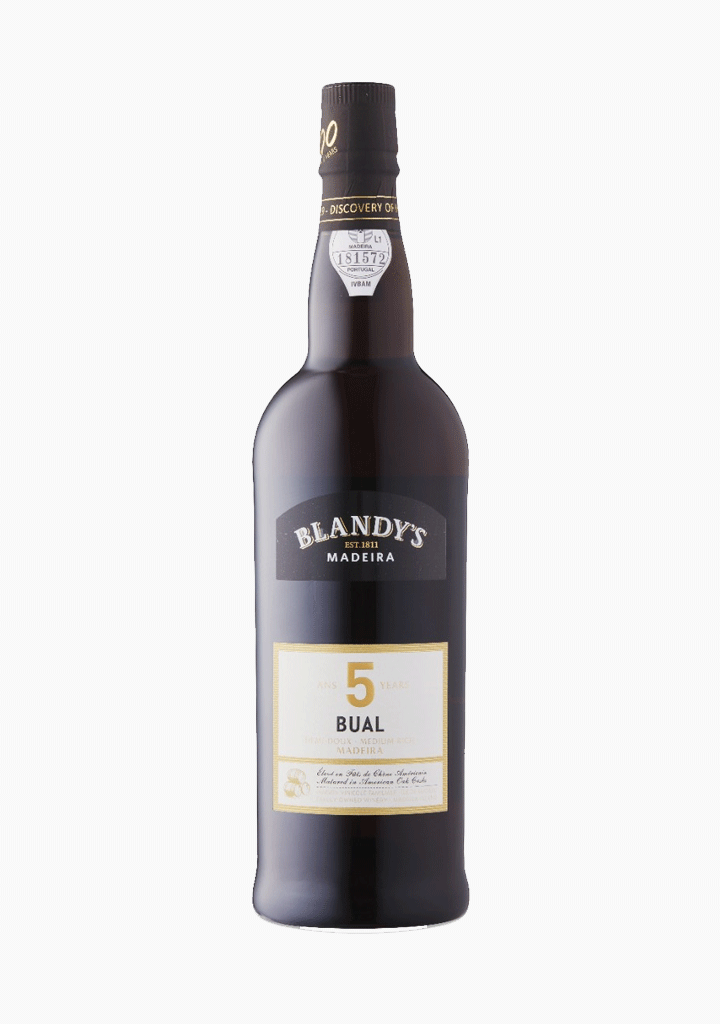 Blandy's Bual Madeira 5 Year-Fortified