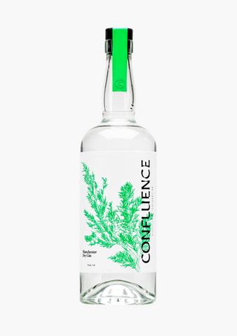 Confluence Manchester Dry Gin