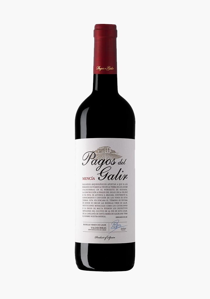Pagos De Galir Mencia Roble-Wine