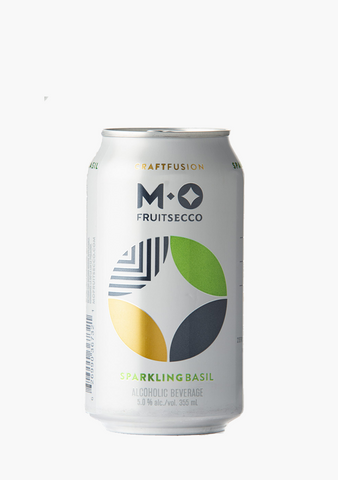 M.O Fruitsecco Sparkling Basil 4 x 355 ml-Coolers