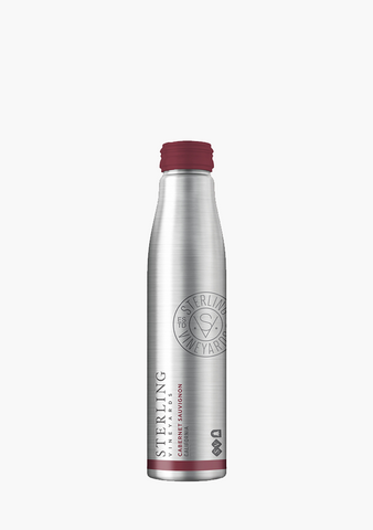 Sterling Cabernet Sauvignon Aluminum Bottle - 375ml-Wine