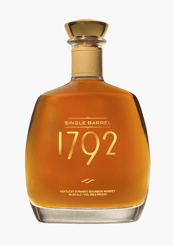 1792 Willow Park Barrel Bourbon-Spirits