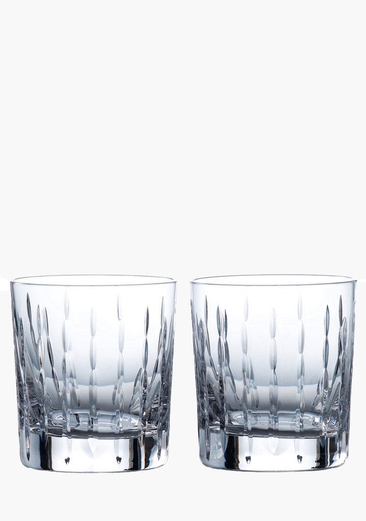 Royal Doulton Neptune Pair-Glassware