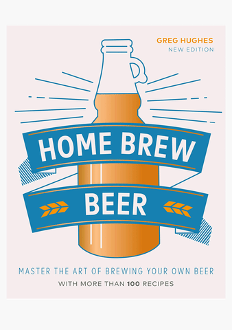 Home Brew Beer Book-Book