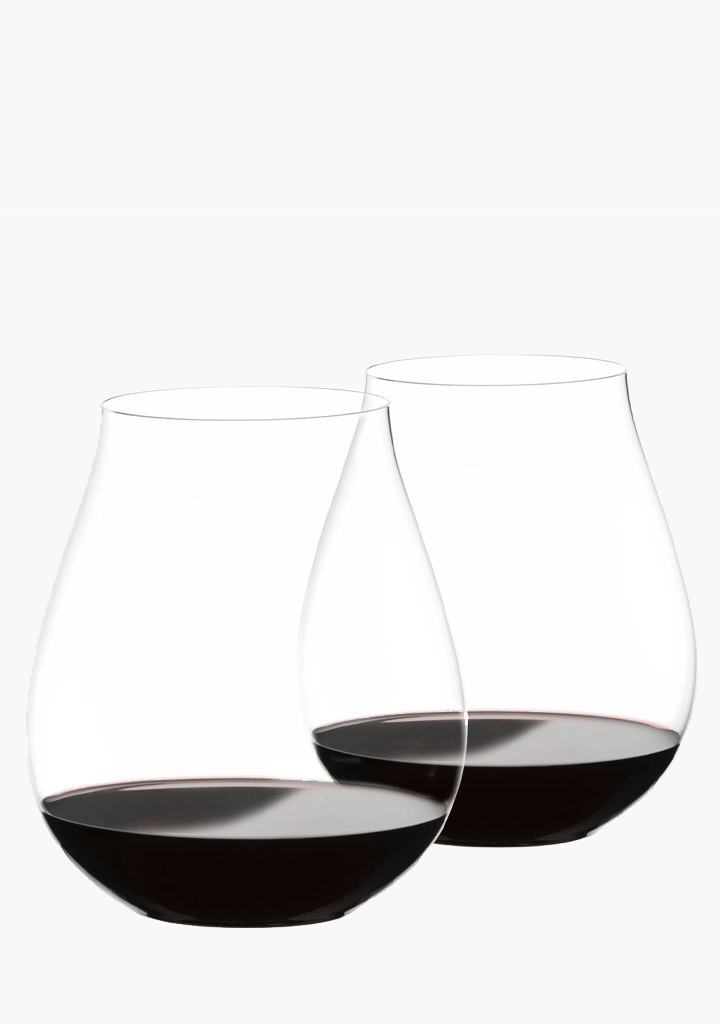 Riedel Big O Pinot Noir Pair-Glassware