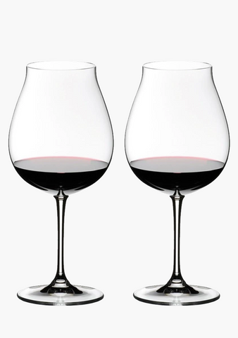 Riedel Vinum New World Pinot Pair-Glassware