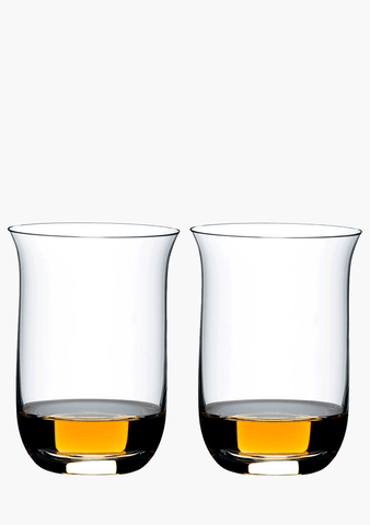 Riedel 'O' Single Malt Pair-Glassware