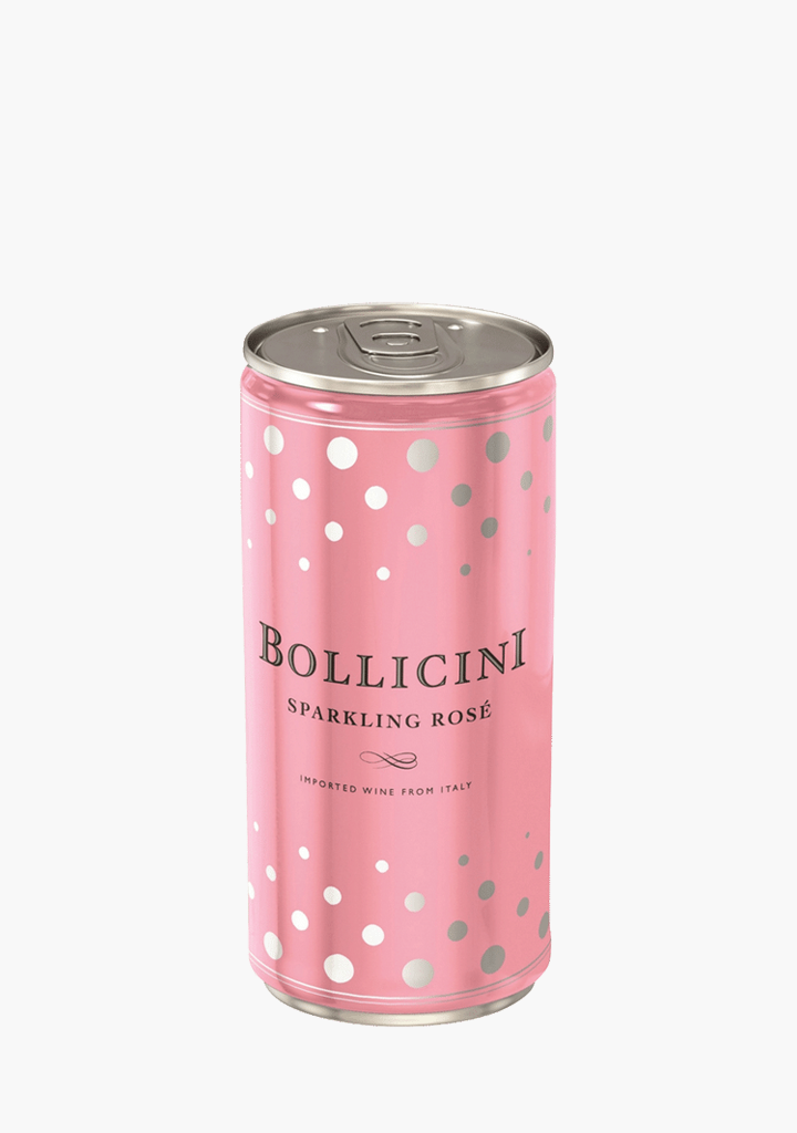 Bollicini Sparkling Rose Can-Sparkling