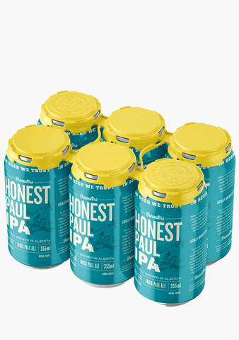 Brewsters Honest Paul Cans - 6 x 355ML-Beer