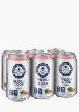 Cottage Springs Vodka Soda Watermelon - 6x355ml-Coolers