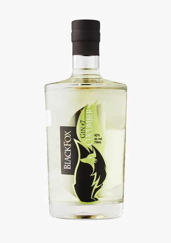 Black Fox Cucumber Gin #7-Spirits