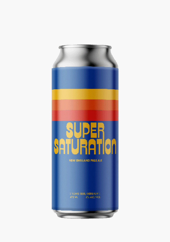 Cabin Brew Super Saturation - 4 x 473ml-Beer