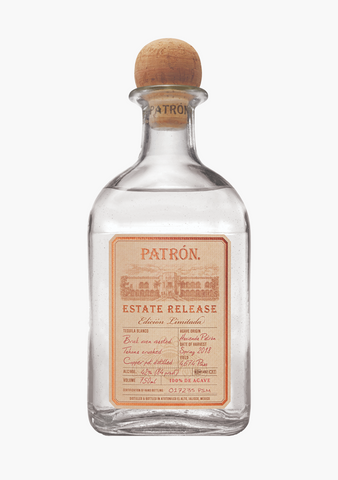 Patron Silver Estate Limited Edition-Spirits