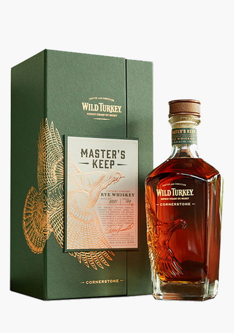 Wild Turkey Master's Keep-Spirits