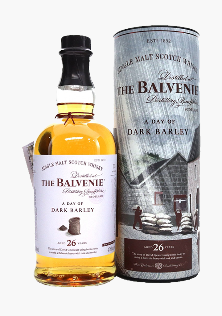 "The Balvenie 26 Year Old ""A Day Of Dark Barley""-Spirits"