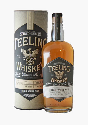 Teeling Willow Park Single Cask-Spirits