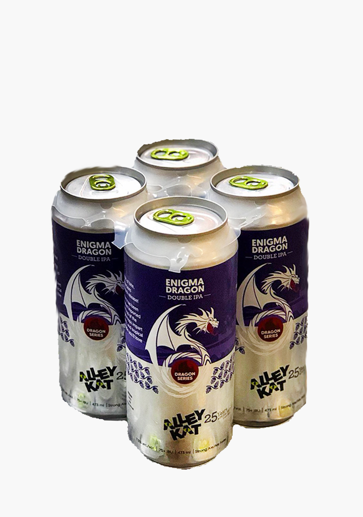 Alley Kat Dragon IPA - 4x473ML-Beer