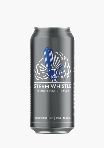 Steam Whistle Premium Session Lager - 6x473ML-Beer