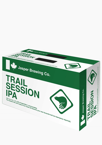 Jasper Brewing Co Trail Session IPA - 15x355ML-Beer