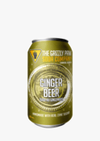 Grizzly Paw Ginger Beer - 4 x 355ML-Non-Alcoholic