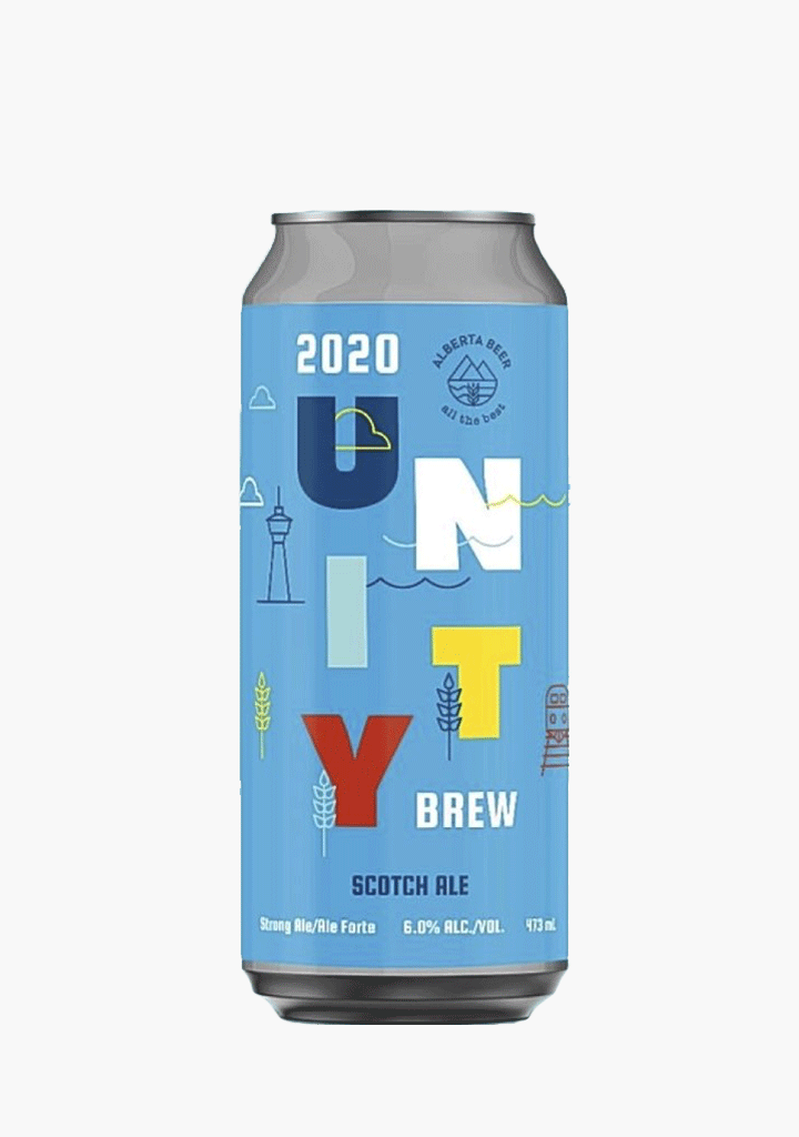 Canmore Brew Unity Brew - 4 x 473ML