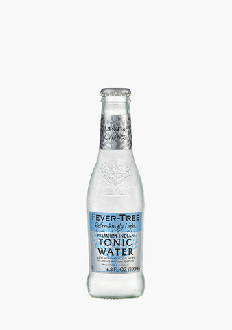 Fever Tree Light 'Indian' Tonic Water - 4 X 200ML