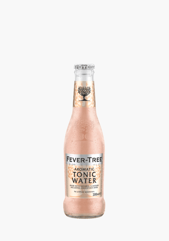 Fever Tree Aromatic Tonic  - 4x200ml-Giftware