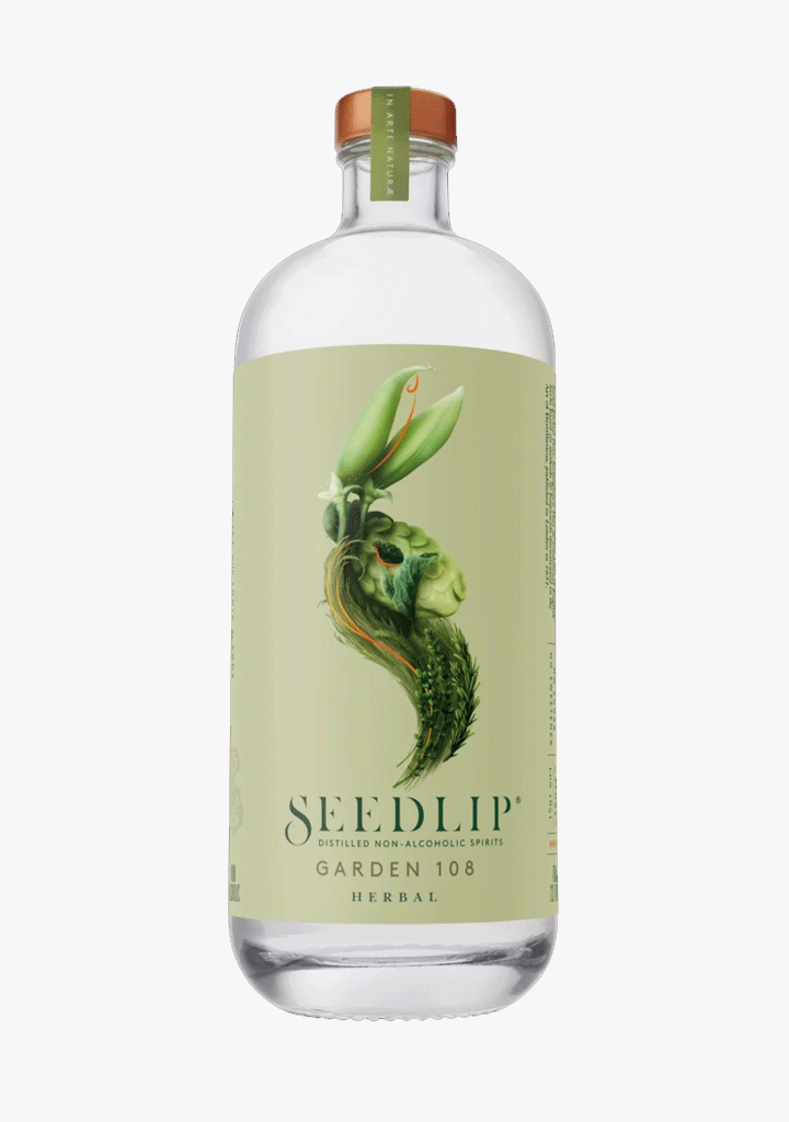Seedlip Garden 108-Spirits