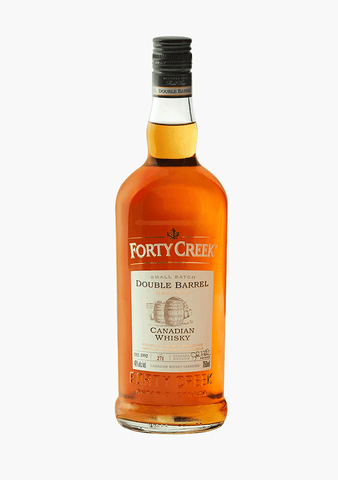 Forty Creek Double Barrel-Spirits