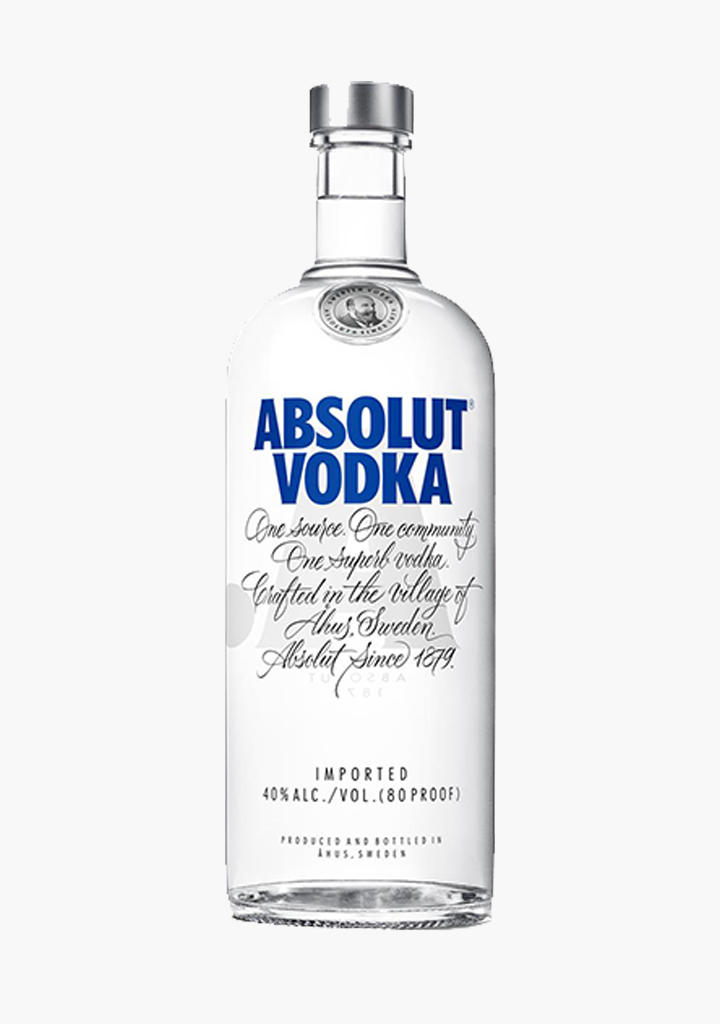 Absolut-Spirits