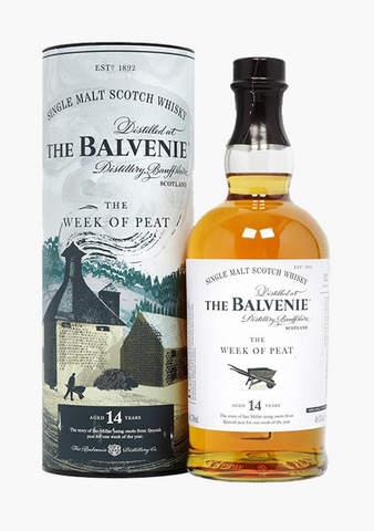 Balvenie 14 Year Old The Week of Peat-Spirits