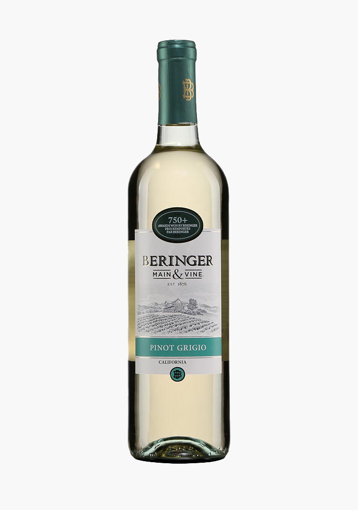 Beringer California Pinot Grigio-Wine-abc