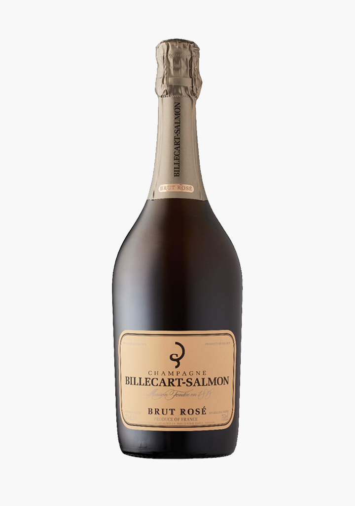 Billecart-Salmon Rose Brut-Sparkling