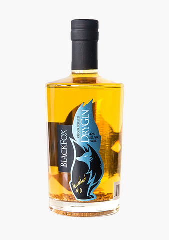 Black Fox Mustard Gin #10-Spirits