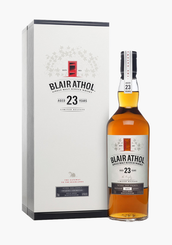Blair Athol 23 Year Old-Spirits